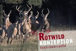 Rotwildkonzeption Südschwarzwald