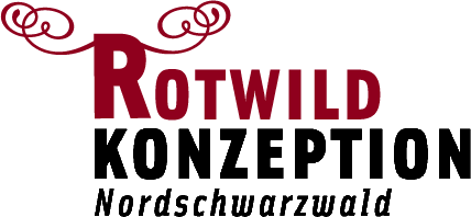 rotwildkonzeption